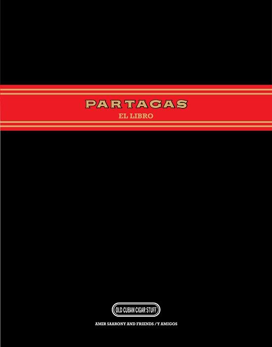 partagás, el libro