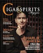 Charlie Sheen Fumando cigarros