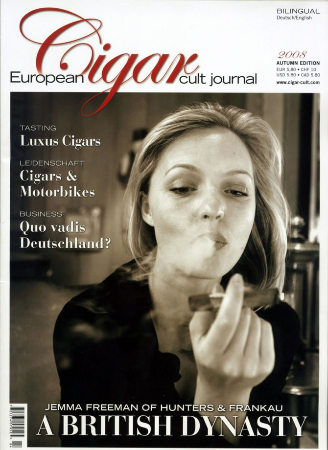 european cigar cult journal magazine