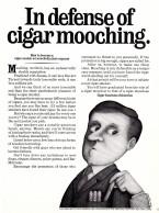In defense of cigar mooching - En defensa de gorronear cigarros